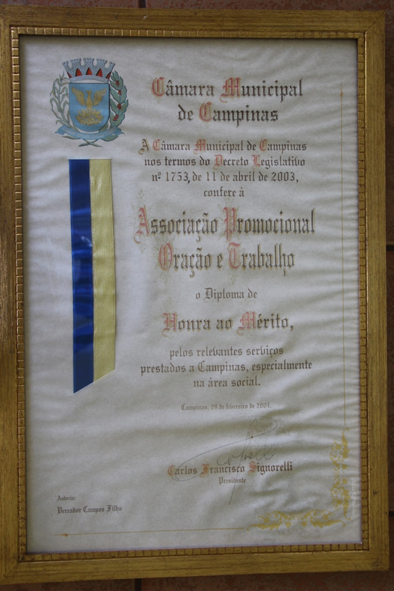 Prêmios 2004