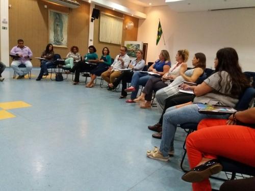 Recuperação: Equipe reúne-se para Balanço de 2017 e Planejamento de 2018