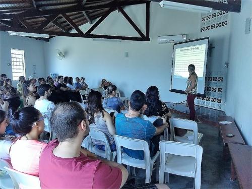IPH recebe  estudantes para o Programa de Estágio 2018