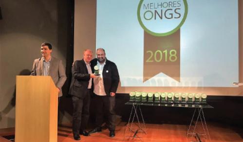 IPH reconhecido pelo segundo ano como uma das 100 Melhores ONGs do Brasil