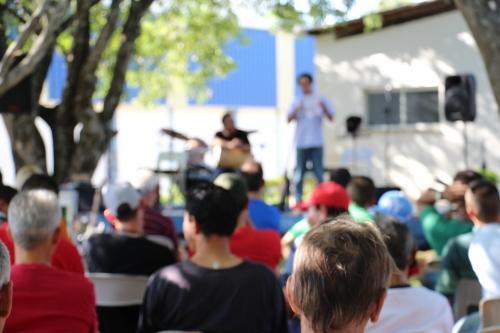 IPH realiza evento de arte e cultura no Dia Internacional de Combate às Drogas