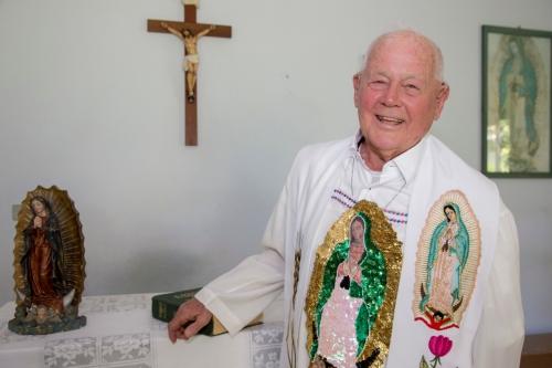Padre Haroldo morre aos 100 anos
